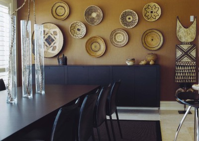 Stark Design Dining Room