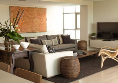 Stark Design Living Room