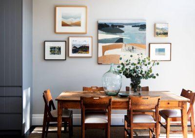 Stark Design Dining Room